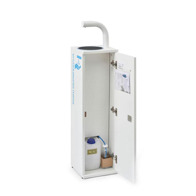 Bezkontakta (sensora) stends / dozators / dispensers roku dezinfekcijai, PRO 5