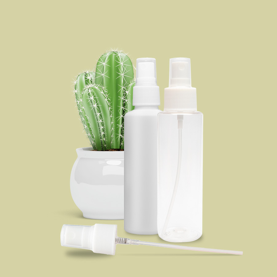 JARS AND FLACONS FOR COSMETICS